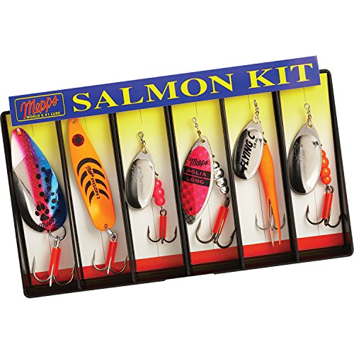 what is the best salmon lures 2020