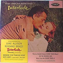 INTERLUDE/TAMMY AND THE BACHELOR - 1957 MOTION PICTURE SOUNDTRACK LP