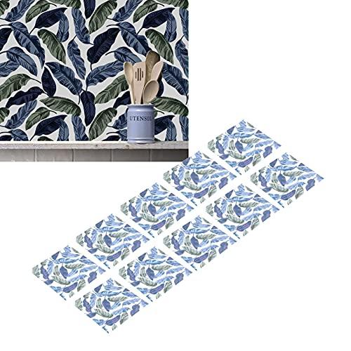 JYKFJ Adhesivo para Azulejos, Adhesivo para Pared, Brillante, portátil, práctico para Acción de Gracias, Navidad, para Cocina, Año Nuevo