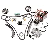 Mizumo Auto MA-4216898912 Timing Chain Kit Water Oil Pump Compatible With/For Nissan Frontier Xterra Pathfinder VQ40DE