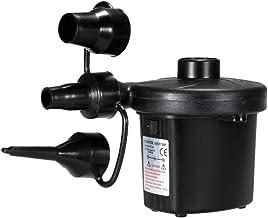 Electric Air Pump, KKmoon Car Inflatable Pump Electric Air Mattress Camping Pump Portable Quick Filling