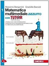 Scaricare Libri Matematica multimediale.azzurro. Tutor. Per le Scuole superiori. Con e-book. Con espansione online PDF