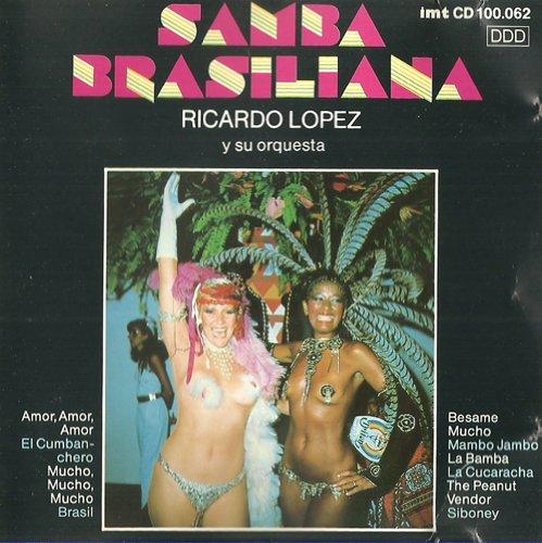 Brasilian Rhythms - Toll für Tanzschule etc.