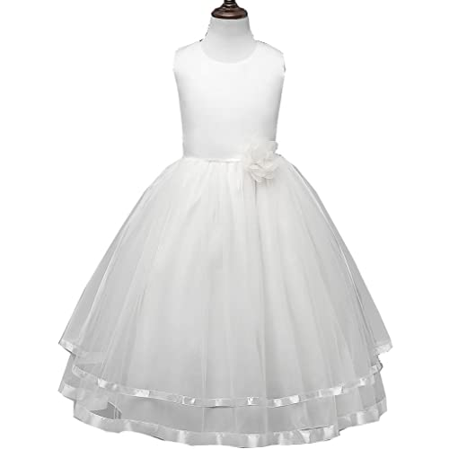 0ae5f8a2a5a61 White Kids Graduation Dresses: Amazon.com