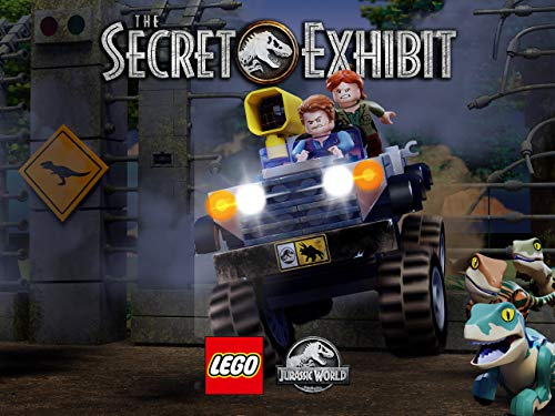 LEGO Jurassic World The Secret Exhibit Part 2