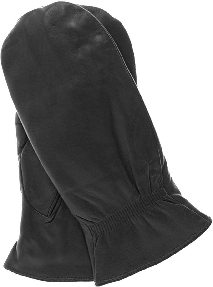 Breckenridge Women's Leather In a popularity Mittens with Pratt by Finger Liners New Shipping Free Shipping