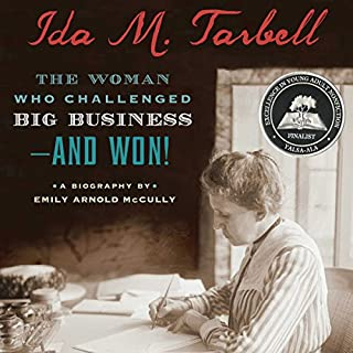 Ida M. Tarbell audiobook cover art