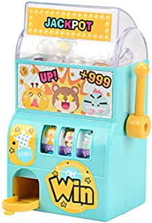 ままごとおもちゃ 販売機 ミニチュア自動販売機 ごっこ遊び プラスチック製 子供玩具 トイ 可愛い 知育玩具 教育用 プレゼント 誕生日 贈り物 男の子 女の子 6.5*7*11.5cm