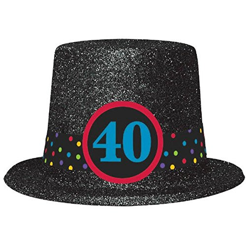 40th Birthday Top Hat