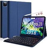 Tastiera iPad Pro 11 2020 (2nd Generazione ) Custodia, Tastiera Italiana iPad Pro 11 2018,...