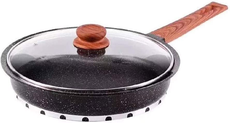 Animer and price All stores are sold revision Stainless Steel Non Stick Pan Wok Pan,Induction Frying