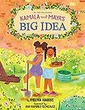 Kamala and Maya's Big Idea kindergarten workbooks Mar, 2021