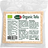 Bioasia Tofu orgánico, estilo japonés de larga duración, 200 g (paquete de 10)