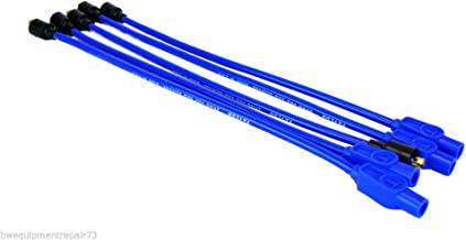Spark Plug Wires for Distributors BW1286 Lincoln SA-200 / SA-250 Taylor Pro 8mm