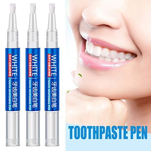 Teeth Whitening Pen, Weiße Zahnreinigung, die zahnmedizinischen Fachmann-Kit-Zahnweißungs-Gel-Stift bleichen, Zähne Schatten entfernen Gelb Zahn