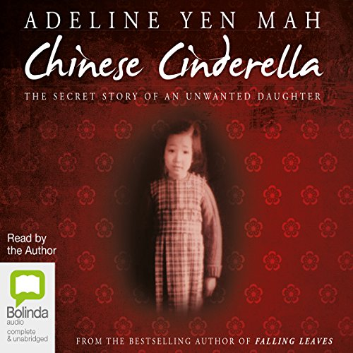 Chinese Cinderella audiobook cover art