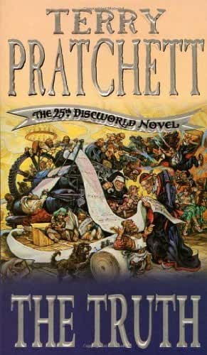 Truckers (Truckers trilogy) by Pratchett, Terry