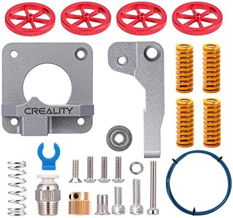 Creality All Metal MK 8 Extruder Feeder Drive 3D Printer 4PCS Aluminum Leveling Hand Twist Nut product image