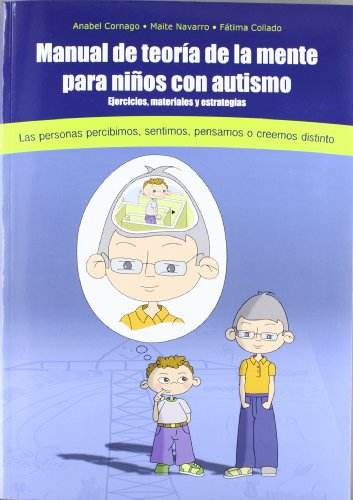 Manual de la teoria de la mente para niños con autismo (+ CD ROM)