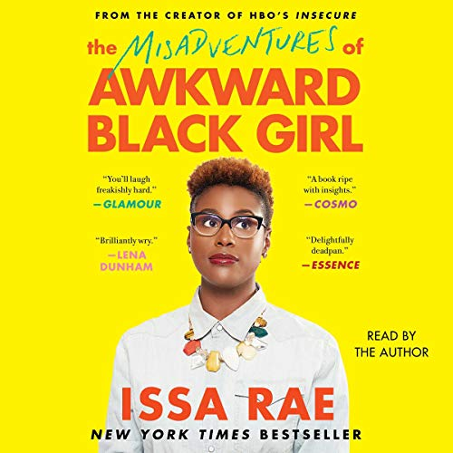 The Misadventures of Awkward Black Girl audiobook cover art