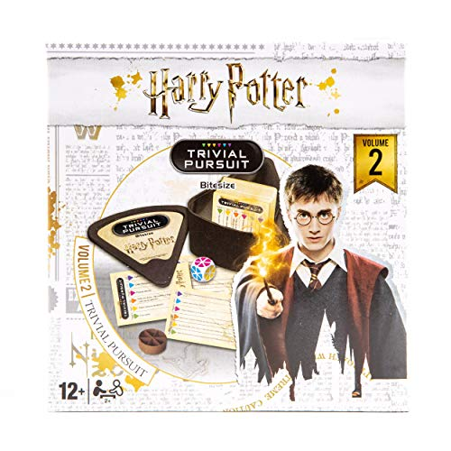 Winning Moves Harry Potter Trivial Pursuit Bite Size Vol. 2 - Italy Ufficiale