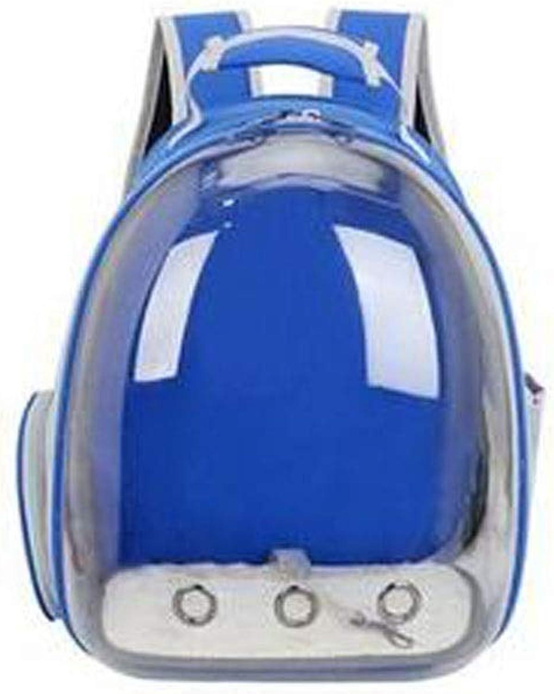 5fb8541e4f81 Guyuexuan Outdoor pet Backpack, Space Capsule Bubble Transparent ...