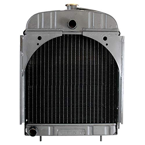 One New Radiator NEW before selling ☆ Various 219551-A Surprise price Models 219551 Applications