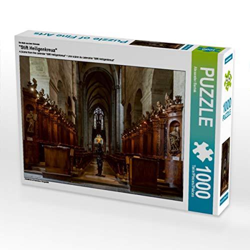 CALVENDO Puzzle Stift Heiligenkreuz 1000 Teile Lege-Größe 64 x 48 cm Foto-Puzzle Bild von Alexander Bartek