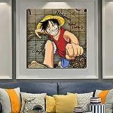 KWzEQ Bewegende Cartoons drucken auf Leinwand Leinwand Wohnzimmer Dekoration Moderne...