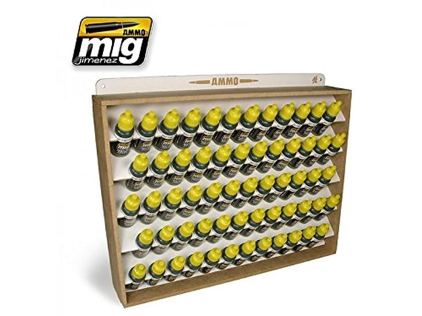 AMMO MIG-8005 17 Ml Storage System, Multicolour