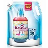 Godrej Ezee 2-in-1 Liquid Detergent + Fabric Conditioner...
