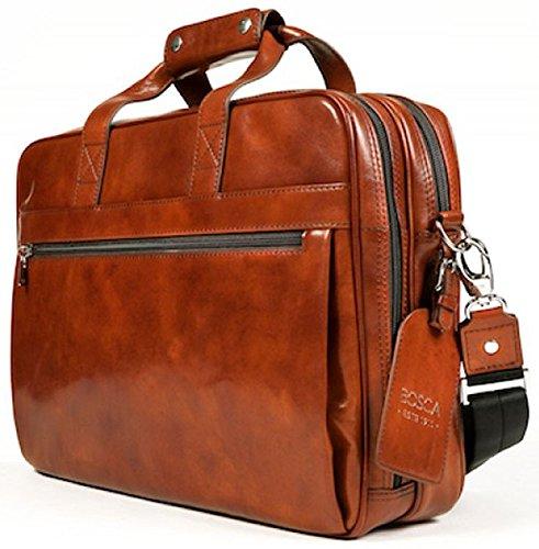 Why Should You Buy Bosca Old Leather Stringer Bag Amber
