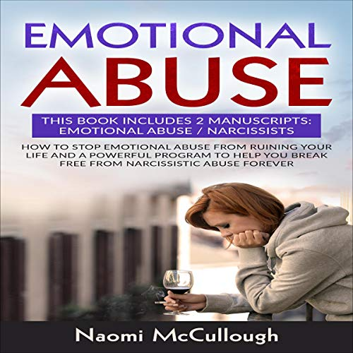 Empath: Emotional Abuse audiobook cover art