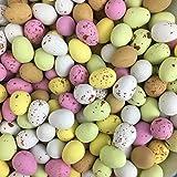 Mini Ovette Tordo g 500 - Ovetti di Pasqua Confettati Colorati ripieni di morbido Cioccolato al Latte - Rossini's