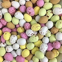 Idea Regalo - Mini Ovette Tordo g 500 - Ovetti di Pasqua Confettati Colorati ripieni di morbido Cioccolato al Latte - Rossini's
