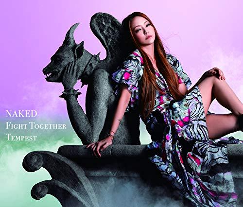 【メーカー特典あり】NAKED/ Fight Together/Tempest (DVD付)(CDジャケットサイズステッカー付)