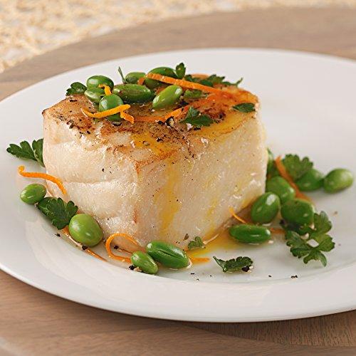Chilean Sea Bass, 4 count, 7 oz each from Kansas City Steaks