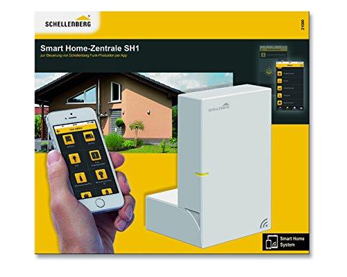 Schellenberg Smart Home Zentrale SH 1 weiß - 3