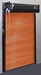 DuroSTEEL JANUS 8'x7' Mini Storage 650 Series Metal Roll-up Door Hardware DiRECT