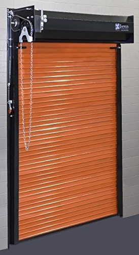 Read About DuroDOORS Janus 3'8x7' Self Storage 750 Series Wind Rated Steel Roll-Up Door