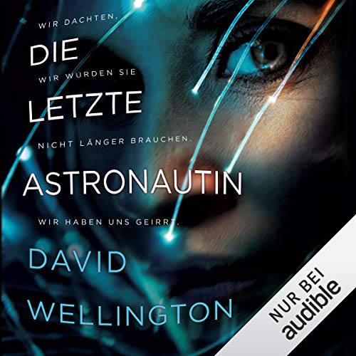 Die letzte Astronautin cover art