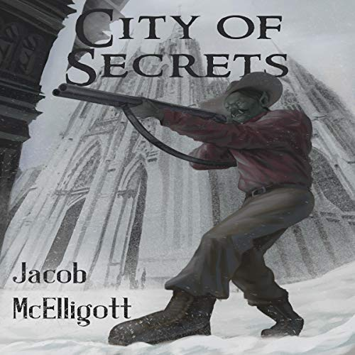City of Secrets: An Orc Ranger Novella  By  cover art