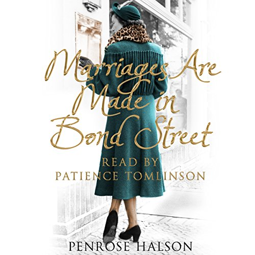 Marriages Are Made in Bond Street audiobook cover art