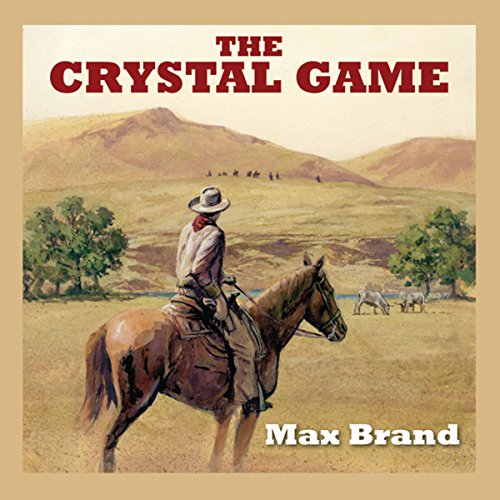 The Crystal Game audiobook cover art