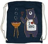 Urban Backwoods Bear Grills Bolsa de Cuerdas con Cordón Gimnasio