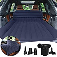 QDH SUV Thickened Car Bed Back Seat Air Mattress