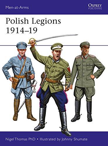 Polish Legions, 1914-1919