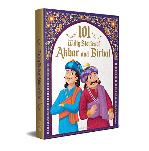 Compare Textbook Prices for 101 Witty Stories Of Akbar and Birbal - Collection Of Humorous Stories For Kids  ISBN 9789390391707 by Wonder House Books