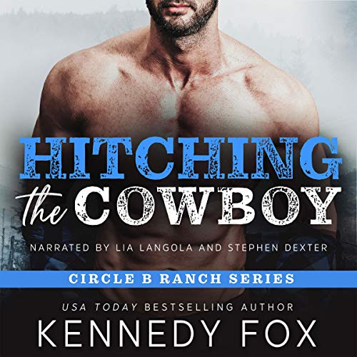 Page de couverture de Hitching the Cowboy