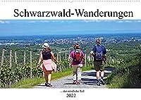 Schwarzwald-Wanderungen (Wandkalender 2022 DIN A2 quer): Erholsame Wanderungen durch den faszinierenden Schwarzwald (Monatskalender, 14 Seiten )